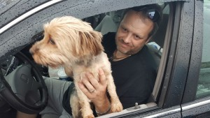 Lost Dog reunited after 5 years