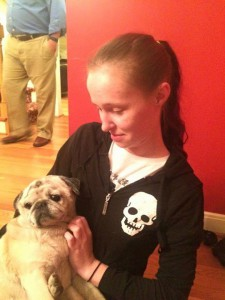Lost dog reunited by Pet FBI special agents